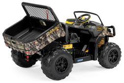 NEW Peg Perego John Deere Gator XUV 12-volt Battery-Powered