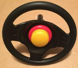 NEW Step2 REPLACEMENT Steering Wheel Cruiser Push Around Car