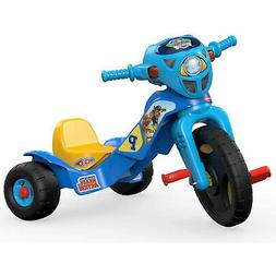 Nickelodeon Paw Patrol Lights and Sounds Trike
