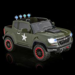 SUPERtrax® Offroad 4WD Kids Ride On Truck w/MP3 Player/Remo