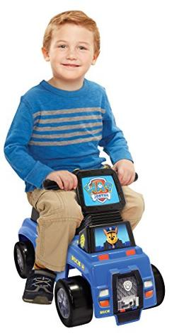 Paw Patrol Chase Push n' Scoot Ride-on