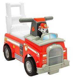 Nickelodeon Paw Patrol Marshall Fire Truck Ride-On