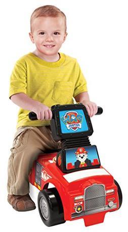Nickelodeon Paw Patrol Marshall Push N' Scoot Ride-on Vehicl