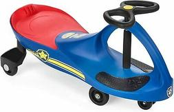 PAW Patrol - The Original PlasmaCar by Inc. - Chase - Blue,