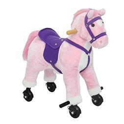 Peach Tree Rocking Horse Walking Horse Toddler Riding Toy An