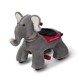 Radio Flyer Peanut Electric Ride-On Elephant with Sounds, Gr