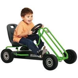 Pedal Lightning Go Kart  Ride Mcqueen Car Toys Boys New  Car