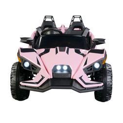 12V Kids Electric Polaris Slingshot Style Ride on Toy Cars L