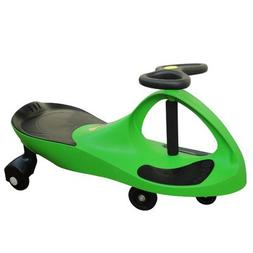 PlasmaCar Push/Scoot Ride-On Color: Lime