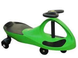 PlasmaCar Lime Ride on Car