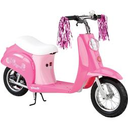 Razor Pocket Mod Euro Girls Electric Scooter Sweet Pea