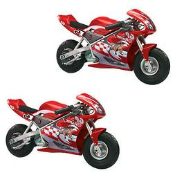 Razor Pocket Rocket Kids Mini Bike Ride On Electric Motorcyc