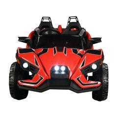 Polaris SlingShot Style 12V Kids Ride on Toy Cars Electric B
