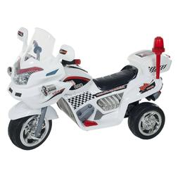 Lil Rider Ride-on Police Connection Bike Trike - Supersize W