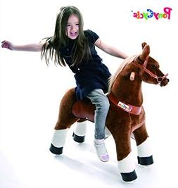 Smart Gear Pony Cycle Chocolate, Light Brown, or Brown Horse