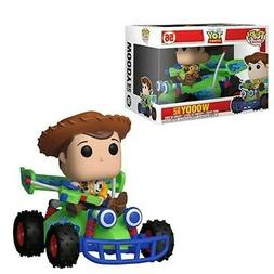 Funko POP! Ride Disney: Toy Story - Woody with RC #56