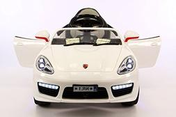 2018 PORSHE BOKSTER STYLE 12V ELECTRIC KIDS RIDE-ON CAR TOY