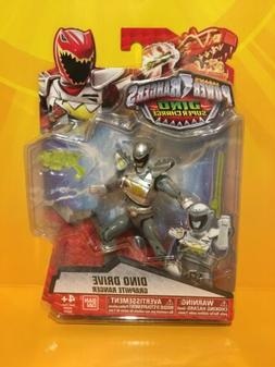 POWER RANGERS DINO SUPER CHARGE GRAPHITE RANGER DINO DRIVE B