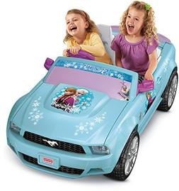 Power Wheels Disney Frozen Ford Mustang - Ride-On