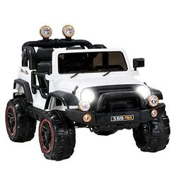 Uenjoy Ride on Cars 12V Children's Electric Cars Motorized C