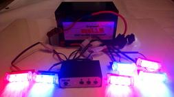 Power Wheels Emergency Light LED Kit for Ride-On vehicles
