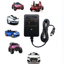 12V Kids Powered Ride On Car Universal Charger with Charging