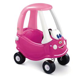 Little Tikes Princess Cozy Coupe Ride-On Dark Pink Girls Toy