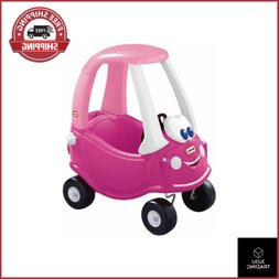 Little Tikes Princess Cozy Coupe Ride-On, Foot to Floor Up t