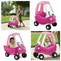Little Tikes Princess Cozy Coupe Ride-On Pink Girls Fun Ridi