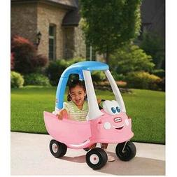 Little Tikes Princess Cozy Coupe Ride-On Toy Light Pink Girl