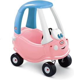 Princess Cozy Coupe Riding Push Scoot Toy Toddler Indoor Out
