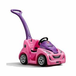 Step2 775600 Push Around Buggy GT, Pink Push Toddler Car