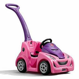 Step2 Push Around Buggy GT | Pink Toddler Push Car