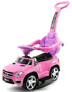 Ride-on Toys SXZ1578PK Push Car, Pink