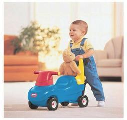 Push Ride On Racer Toy For Girls Boys Toddler Riding Baby Bi