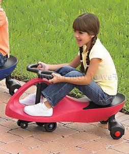 Raspberry Kids Twist Roller Ride On Plasma Car Outside Play