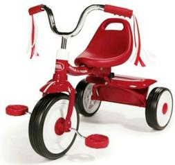Radio Flyer, Ready To Ride Folding Trike, Fully Assembled.