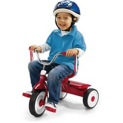 Ready to Ride Folding Trike Fully Assembled Red Kids Outdoor