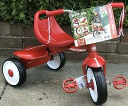Radio Flyer Ready to Ride Folding Trike Fully Assembled Chil