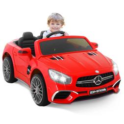 Kids Mercedes Benz Ride On Car 12V Electric Red Power Wheels
