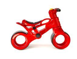 Red Plasma Bike - Balance Bike & Ride On Toy