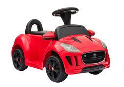 Enjoi Kids Ride On Car Licensed Jaguar Push Ride-On Toy Elec
