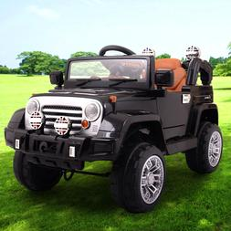 Kids Ride on Truck style 12V Battery Powered Electric Car wi