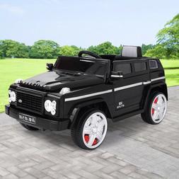 Tobbi Kids Ride on Jeep Style Truck 12V Battery Powered Elec