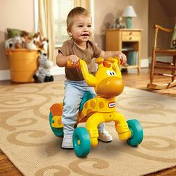 Ride On Giraffe Toys For Girls Boys Toddlers Riding 1 Year O