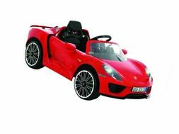 Rollplay Ride ON Porsche Sports Car Vehicle Kids Toy Battery