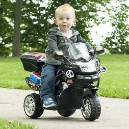 Ride On Toy, 3 Wheel Motorcycle Trike For Kids By Hey! Play!