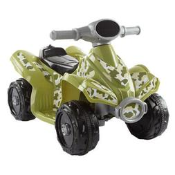 Ride-On Toy ATV Battery Operated Electric 4-Wheeler for Todd