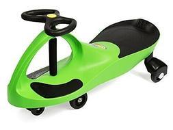 PlasmaCar Ride On Toy Kids Fun Twist Turn Wiggle Footrest St