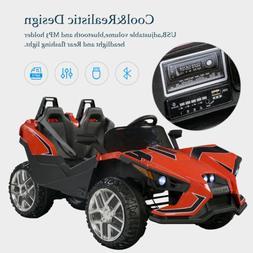Ride on Toy Racing Car Electric 12V Kids Polaris Slingshot R